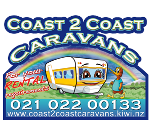 Tauranga Caravans Rentals - Bay of Plenty, New Zealand