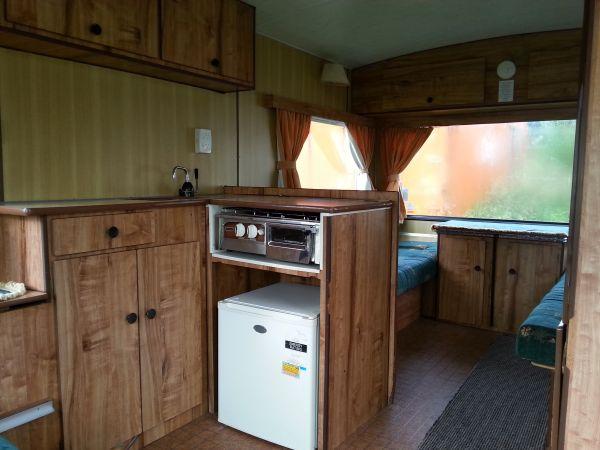 Caravans for hire - Tauranga, Bay of Plenty - Short Term Rentals (11)