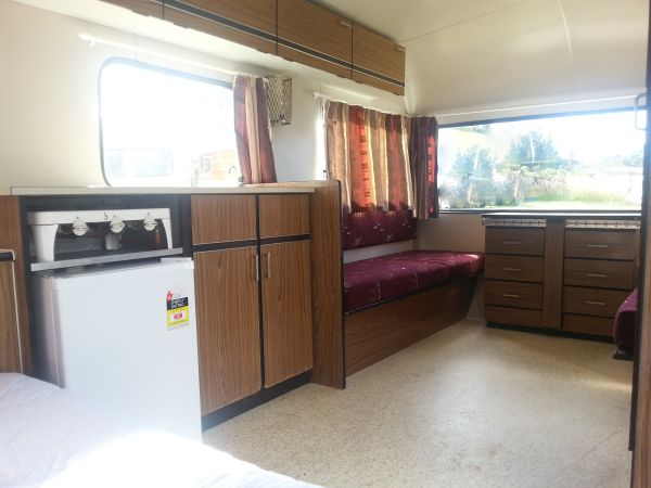 Caravans for hire - Tauranga, Bay of Plenty - Short Term Rentals (18)
